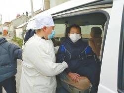盐都区龙冈镇卫生院 切实保障居民健康