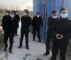 滨海县自然资源和规划局筑牢疫情防线