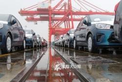 多措并举全力保障 大丰港开港以来最大滚装船靠泊