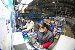 中韩(盐城)产业园:强化防疫保生产 稳定汽车供应链