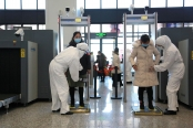 安徽:复工人员定制专列开行