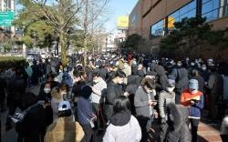 韩国累计超2000例,意大利疫情蔓延!世卫组织:中国以外地区才是最大担忧