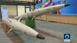 伊朗展示新型導彈和發動機