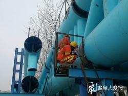 盐通铁路best365段开始复工 节后在全省率先开工铁路项目建设