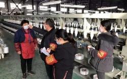 东台市富安镇规上企业复工率近九成