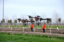 建湖:智慧農業助力春耕生產