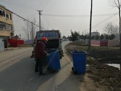 滨海县天场镇加强人居环境整治助力疫情防控