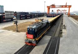 郑州铁海快线班列恢复常态化运行