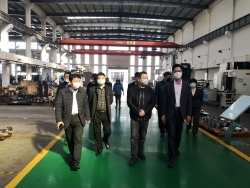 建湖县塘河街道:代表委员视察公共卫生安全