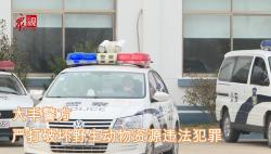 best365警方严打破坏野生动物资源违法犯罪