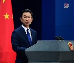 """外交部:希望美个别官员集中精力应对疫情,而不是向中国""""甩锅"""""""