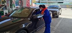 中國石化鹽城分公司舉辦3.15主題活動