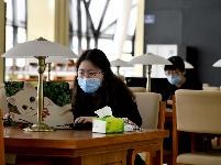 济南市图书馆恢复有序开放