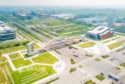 中韩(盐城)产业园:同舟共济抗击疫情 复工复产安全有序