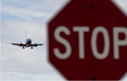 美国将暂停除英国外欧洲国家公民前往美国的旅行