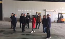 """射阳县黄沙港镇纪委做好起企业""""产后护理"""""""