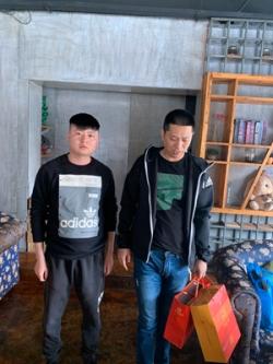 兴化市一居民家中失窃 盐都民警跨省擒贼上门退赃
