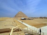 埃及宣布階梯金字塔修復完成