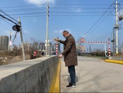 """響水生態環境局為復工企業開展""""環保體檢"""""""