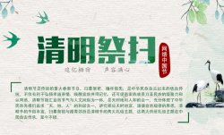 網絡中國節——清明祭掃