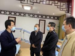建陽鎮:全方位推進社區康復中心建設