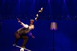 从射阳走出,一路追梦,他的杂技表演征服世界舞台