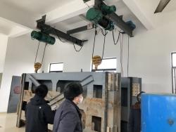 """盐南高新区市场监管局:为复工企业安全生产扎牢""""防护网"""""""