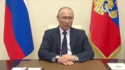 普京宣布延長全國放假以抗擊疫情