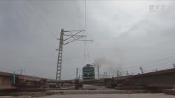 新疆霍爾果斯口岸進出境中歐班列早于去年破千列