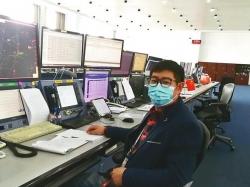 响水籍湖北空管员刘飞指挥家乡援鄂医疗队包机安全起降