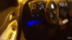 生死救援!司機高速隧道內突發疾病 多虧有他們