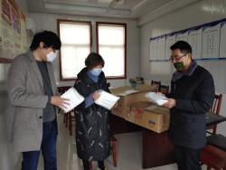 點贊!亭湖一老師為學校捐贈2500只口罩!