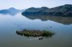 杭州臨安:營造美麗水環境 打造生態好家園
