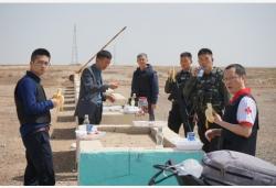 中国专家组伊拉克抗疫进行时