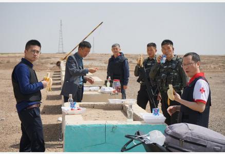 中國專家組伊拉克抗疫進行時