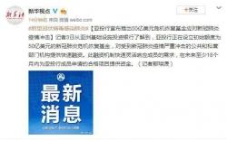 亚投行宣布推出50亿美元危机恢复基金
