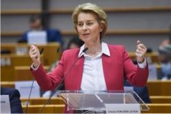 """歐委會提議舉債設立7500億歐元""""恢復基金"""""""