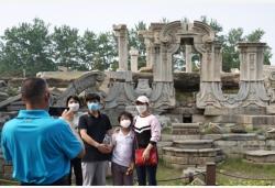 """北京:""""五一""""假期旅游接待總人數463.3萬人次"""