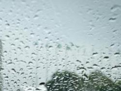 冷空來了,降溫明顯!我市本周雨日較多