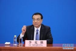 國務院總理李克強回答中外記者提問實錄