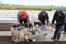 干技術活  吃技術飯——種田大戶孫建組建糧食生產機械化服務隊