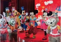 上海迪士尼樂園將于5月11日起重新開放,初期實行限流等措施