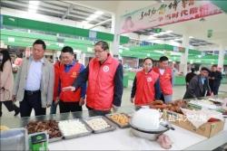 【践行社会主义核心价值观之文明篇】市文明巡访团助力农贸市场文明创建