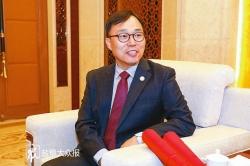 全力助推韓國鹽城多領域深度合作 ——訪韓國駐上海總領事館總領事崔泳杉