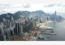 """香港警方:""""修例風波""""至今共8001人被捕 1365人被起訴"""