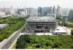 上海图书馆东馆计划年内竣工