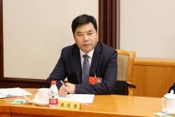 全国人大代表王连春接受央视财经访谈