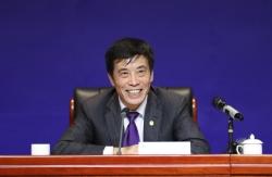 中國足協主席:世預賽預計會在秋季進行 中超聯賽面臨調整