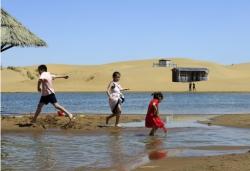 內蒙古烏海:體驗海勃灣