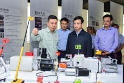 实施创新驱动战略  提升经济发展质效  曹路宝调研建湖高新技术产业发展工作
